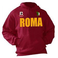 Felpa con cappuccio Supporters hoodie KT21_B Tifosi Roma calcio football fans
