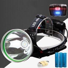 P50 LED Headlamp usb Rechargeable 18650 Battery Head lamp Torch light Linterna