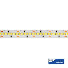 Strisce LED Strip 5 Metri 24V 26W/MT 240 LED/MT 110LM/W CRI85 Chip Samsung S2