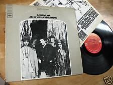 BOB DYLAN JOHN WESLEY HARDING CS 9604 STEREO 1968 ORIG.