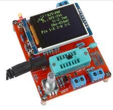 Assembled GM328 Transistor Tester Diode Cap ESR LCR Volt Freq Meter PWM Signal