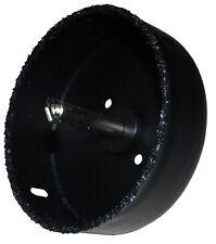 20 25 32 40 50 70 80 90mm HOLESAWS CARBIDE HOLE SAW PLASTER FIBRO CEMENT SHEET