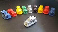 Morris minor pickup ref162 bougie gâteau toppers en 8 couleurs anniversaire voiture