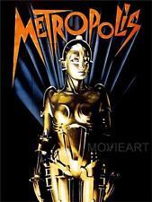 METROPOLIS VINTAGE MOVIE POSTER FILM A4 A3 ART PRINT CINEMA #2