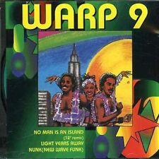 WARP 9 - NO MAN IS AN ISLAND [SINGLE] NEW CD