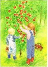 Postkarte, Karte mit Kinder, div. Motive wählbar für alle Jahreszeiten