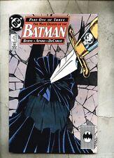 Batman #433-1989 fn+  Jim Aparo John Byrne Many Deaths