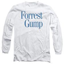 FORREST GUMP LOGO T-Shirt Men's Long Sleeve