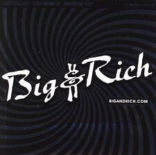 Wild West Show [Single] by Big & Rich (CD, Feb-2004, Warner Bros.) NEW