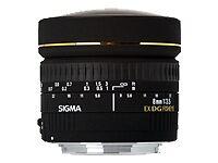 Sigma 8mm f3.5 Circular Fisheye EX DG For Canon EOS (UK Stock) BNIB