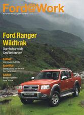 Ford -  Ford@Work - Ford Ranger - Magazin - 2007 - Deutsch - nl-Versandhandel