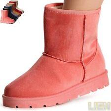 Damen Stiefeletten Halbstiefel Boots Booties Keilabsatz Plateau 1034