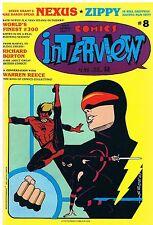 Comics entrevista nº 8/1984 Steve Grant & Mike Baron