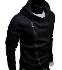New Mens Clothing Slim Fit Zip Up Hoodies Jackets Coats Z05