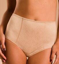 Chantelle C Magnifique High-Waist Brief Panty Size M Apricot