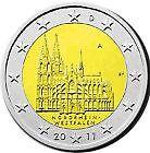 2 EURO Duitsland 2011 Allemagne 2011 * COLOGNE KEULEN !