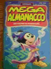 MEGA ALMANACCO WALT DISNEY N° 397 OTTIMO