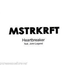 MSTRKRFT - Heartbreaker (ft JOHN LEGEND) (UK 1 Tk DJ CD Single)