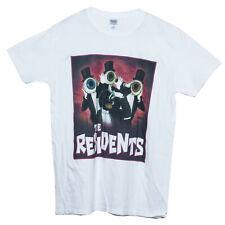 Art Avant-garde The Residents T Shirt NOISE PUNK ROCK GRAPHIC Bande Thé Men/Women