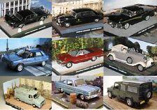 1/43 James Bond Car Collection diecast model IXO Universal Hobbies your choice 2