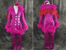 h-089 tg. M NERO MAGGIORDOMO ALOIS TRANCY Carnevale Demone COSPLAY COSTUME