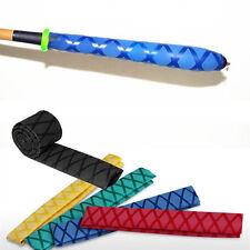 15mm~50mm Non Slip Textured Heat Shrink Tubing Fishing Rod Handle Grips 1m