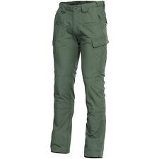 Pentagon Aris Tac Pants Hunting Trekking Hiking Mens Outdoor Trousers Camo Green