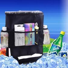 Popular Summer Car Travel Organizer Cooling Rear Seat Tidy Lunch Bag Kids US