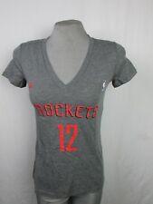 Houston Rockets Howard 12 Adidas Women's T-Shirt NBA Gray Medium