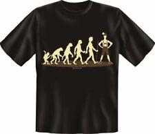 T-Shirt EVOLUTION Bayer Bayern Lederhose PARTY Shirt Fun München