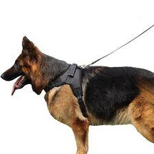 Large Dog Harness Vest Pet Collar for Labrador German Shepherd Golden Retriever