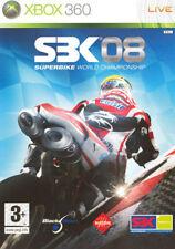 Videogame SBK 08 - Superbike World Championship XBOX360