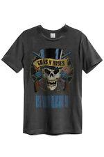 Amplified - Guns N Roses Use your Illusion Herren T-Shirt (Grau) (S-XL)