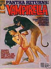 Vampirella # 66 (Pantha) (Warren Mag, USA, 1978)