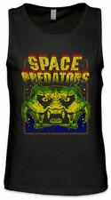 Space Predators Men Tank Top Ripley Alien Predator Weyland Movie Film Fan Saga