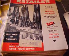 SHOOTING GOODS RETAILER ACCESSORIES CATALOG JUNE 1959