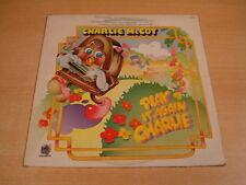 CHARLIE McCOY - PLAY IT AGAIN CHARLIE / FOLK LP