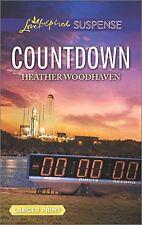 Countdown (Love Inspired Suspense Large Print)