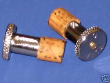 Fuel tap plunger BSA push pull petcock petrol valve plungers cork A50 A65 ewarts