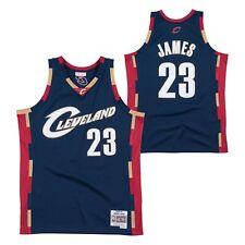 NBA Cleveland Cavaliers Lebron James Hardwood Classics remplaçant Swingman Jersey