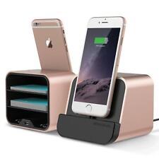 Urcover® Stazione di Ricarica Dispositivi Apple Apple Watch Supporto Carica