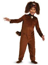 Child's Boys The Secret Life Of Pets Mutt Dog Duke Costume
