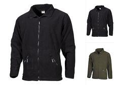 "MFH fox outdoor Pinewood ""Arber"" full ZIP Fleece-chaqueta de transición chaqueta S-XXL"