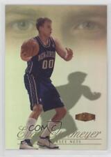 1999 Flair Showcase 122 Evan Eschmeyer New Jersey Nets RC Rookie Basketball Card