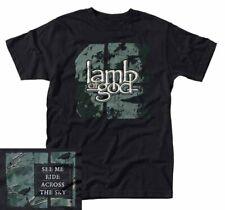 Lamb Of God The Duke Shirt S M L XL XXL 3XL Tshirt Official Metal T-Shirt