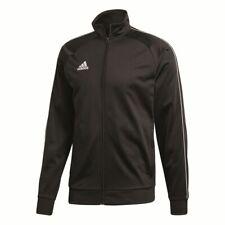 Adidas Fußball Core 18 Trainingsjacke Fußballjacke Herren schwarz