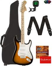 Fender Squier Affinity Stratocaster - 2-Color Sunburst w/ Gig Bag