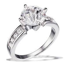 Goldmaid Ring Damenring Millenium 925 Sterlingsilber 9 Zirkonia weiß Echtschmuck