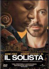 Il solista - dvd -  Jamie Foxx, Robert Downey Jr (MUI)