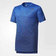Logotipo de Adidas Básico T-shirts Gradiente De Entrenamiento Camiseta Manga Corta Edad 9-15